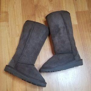 UGG | Girls Tall Chocolate Boots